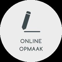 Ga naar Online Opmaak